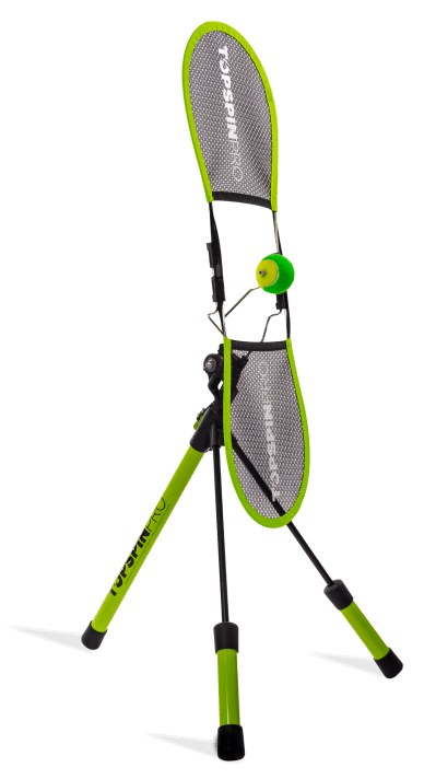 TopspinPro tennis training aid