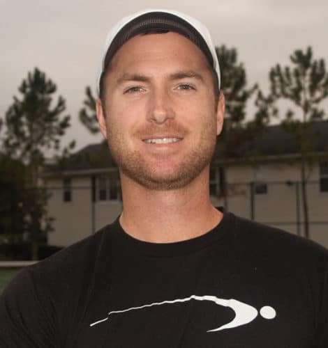 Clay Ballard - owner of Top Speed Tennis (has nearly 40,000 students following his instruction)
