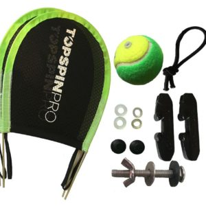 TopspinPro accessory pack contents