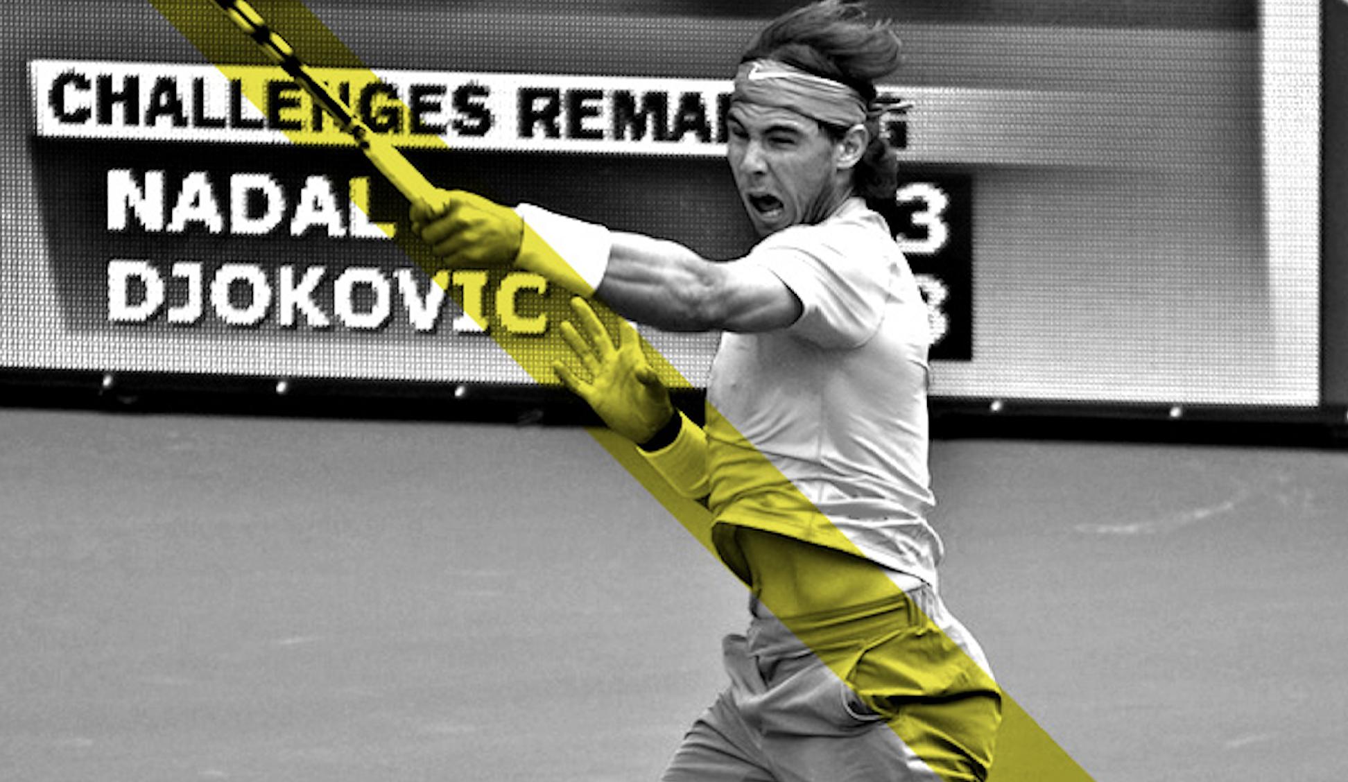 Rafa Nadal Topspin Forehand